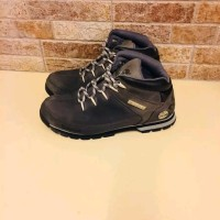 Sepatu Boot Original Timberland Eurosprint Hiker Nubuck Mens Boots
