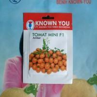 Jual Tomat Cherry Orange AMBER F1 Murah