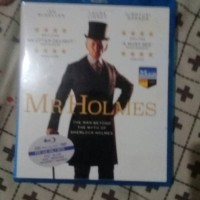 mr holmes bluray