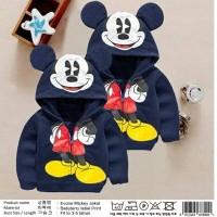 18-Evone Mickey Jacket - jaket anak - jaket mickey