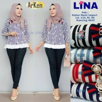 lina blouse by arken