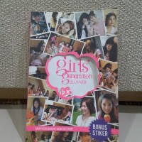 Jual Buku Girls Generation (Unofficial Book Of SNSD The Story Murah
