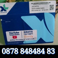 0878 848484 83 Kartu Perdana Nomor Cantik XL Axiata Triple AB .