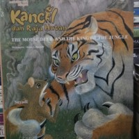 Seri folklor anak bilingual : Kancil dan Raja Hutan