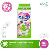Jual MERRIES GOOD SKIN PANTS M 34 Murah