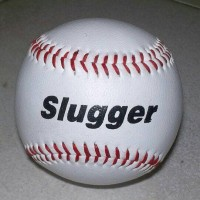 bola baseball/bisbol