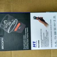 Zoom H1 Handy Voice Recorder