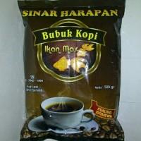 bubuk kopi ikan mas sinar harapan