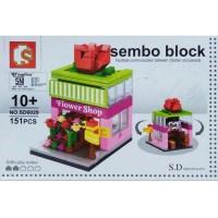 Jual Lego Toko Bunga Murah