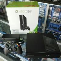 XBOX 360 Slim Console 250GB RGH - Black REFURBISHED