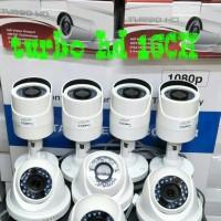 PAKET CCTV 16CH HIKVISION OEM 2MP TURBO HD KOMPLIT TGL PASANG