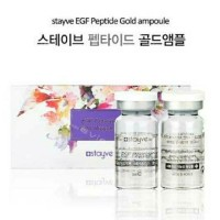 Stayve EGF Peptide Gold Ampoule serum BB Glow anti wrinkle sulam bedak