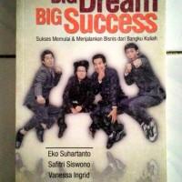 Buku Sukses Memulai & Menjalankan Bisnis dari Bangku Kuliah