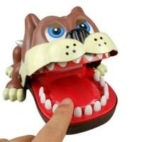 Jual Luck Dog bulldog dentist game / mainan running man Murah