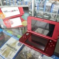 Jual New Nintendo 3DS XL - Red Murah