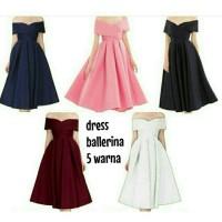Dress Ballerina Lokal Sabrina com