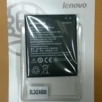 Baterai Lenovo BL242/A6000/battrey/batrai/batre