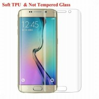 ANTI SHOCK ANTI GORES JELLY FOR SAMSUNG S6 EDGE . S7 EDGE . S8 . S8 +