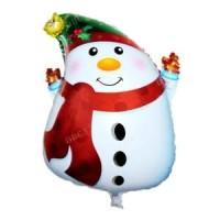 Balon Foil MERRY CHRISTMAS/ Balon Natal/ Santa Claus by ESSLSHOP2