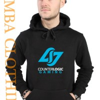 Hoodie Counter Logic Gaming - ZEMBA CLOTHING