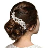 Jual (Sale) sirkam bunga hiasan rambut aksesoris sanggul Murah