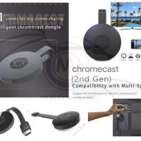 Jual Google Chromecast 2 G1 Wireless WiFi HDMI Display Recei Murah Murah