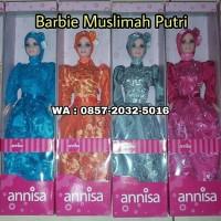 Boneka Barbie  Boneka Barbie muslimah  Barbie muslim  Barbie berjilbab