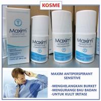 Maxim Antiperspirant Sensitive Roll On! ( Untuk Kulit Sensitif )