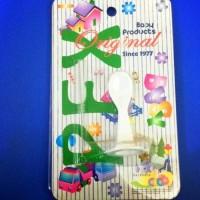 Jual PROMO Pex baby spoon food feeder & brush /sendok botol +bonus sikat Murah