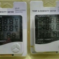 harga Thermometer Hygrometer Ruangan Htc-2 Tokopedia.com