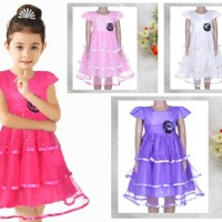 Baju pesta anak perempuan / baju pesta anak / Dress Party - BP666