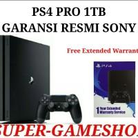 PS4 PRO 1TB CUH 7006B GARANSI SONY ASIA