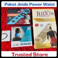 Promo! Jeido Power Waist Original Korea (Sabuk Terapi Pinggang Size XL