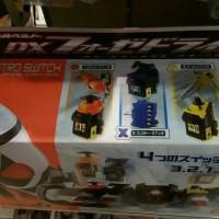 BIG SALE Belt Kamen Rider Fourze Driver / Sabuk Kamen Rider Fourze NEW