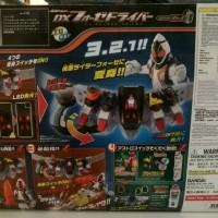 BIG SALE Sabuk Kamen Rider Fourze / Belt Kamen Rider Fourze Driver NEW