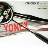 CARBONEX 25 Petergade Series Raket Badminton Yonex
