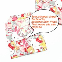 Jual Hello Kitty Sleepwear Piyama Baju Tidur Dewasa Wanita Murah