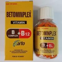 Vitamin B complex +B12