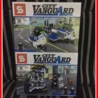 Jual SY City Vanguard isi 2 Bertoyindo Murah