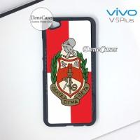 Casing Vivo V5 Plus Delta Sigma Theta Sorority Hard Case Custom
