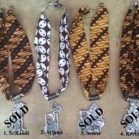 Jual Kalung Batik Liontin Wayang (WN1) Murah