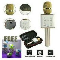 Mic KTV Q7 BLUETOOTH Wireless Microphone