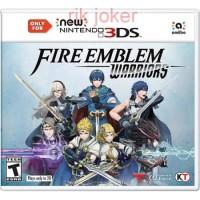 Jual 3DS FIRE EMBLEM WARRIORS (NEW 3DS / NEW 3DS XL / NEW 2DS XL ONLY) ori Murah
