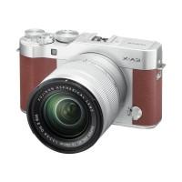 Fujifilm X-A3 Kamera Mirrorless with 16-50mm Lens - Brown -