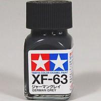 TAMIYA GUNDAM ENAMEL XF-63 WARNA GERMAN GREY
