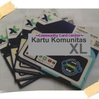 Kartu XL Komunitas Gratis Telepon & SMS 24 Jam Non Stop