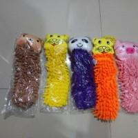 Jual Hand Towel Lap Tangan Microfiber Handuk Tangan Cendol Lucu Unik Murah Murah