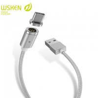 Jual Original WSKEN X-Cable Mini 2 Magnetic Cable for USB Type C Murah