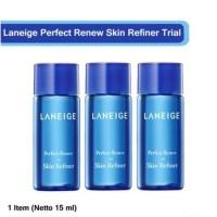 Jual READY Laneige Perfect Renew Skin Refiner Trial / Travel Kit Murah