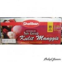 Jual BEST SELLER Teh Celup Kulit Manggis Gholiban TERLARIS Murah